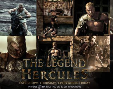 影評|【鋼鐵力士】The Legend of Hercules