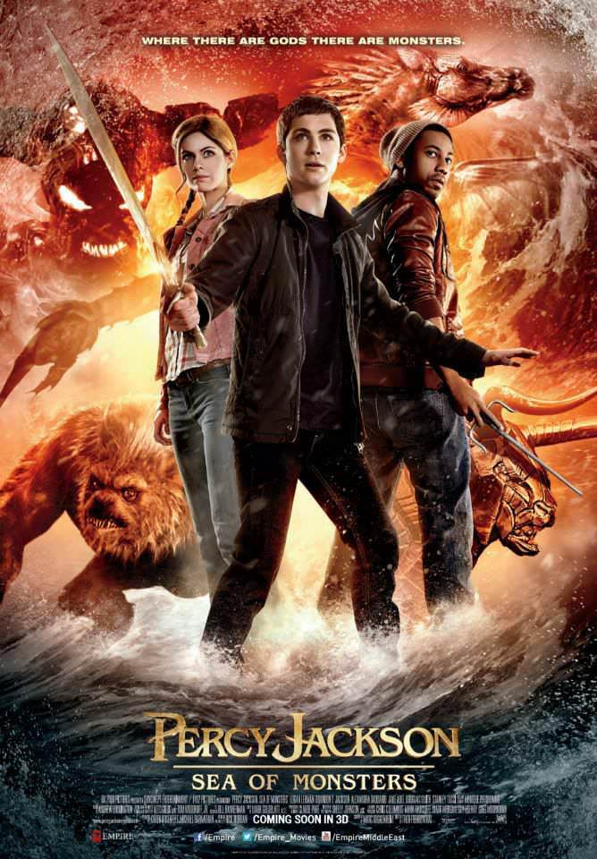 影評|【波西傑克森:妖魔之海】Percy Jackson and the Olympians: The Sea of Monsters