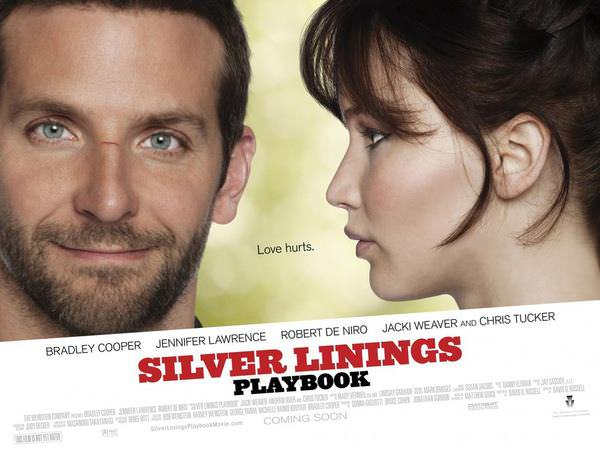 影評|【派特的幸福劇本】Silver Linings Playbook