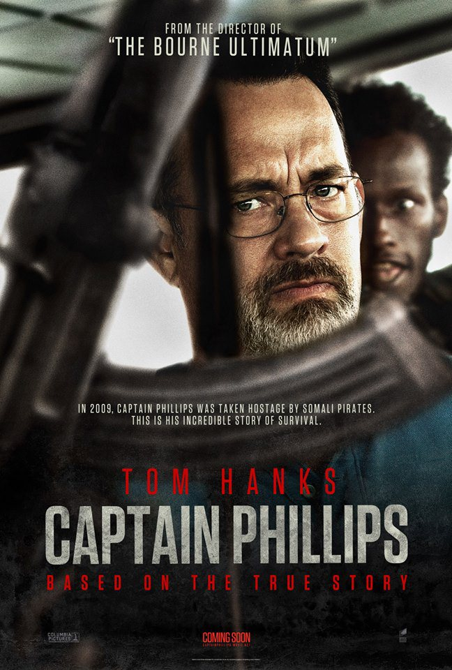 影評|【怒海劫】Captain Phillips