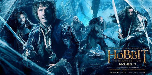 影評|【哈比人:荒谷惡龍】The Hobbit: The Desolation Of Smaug